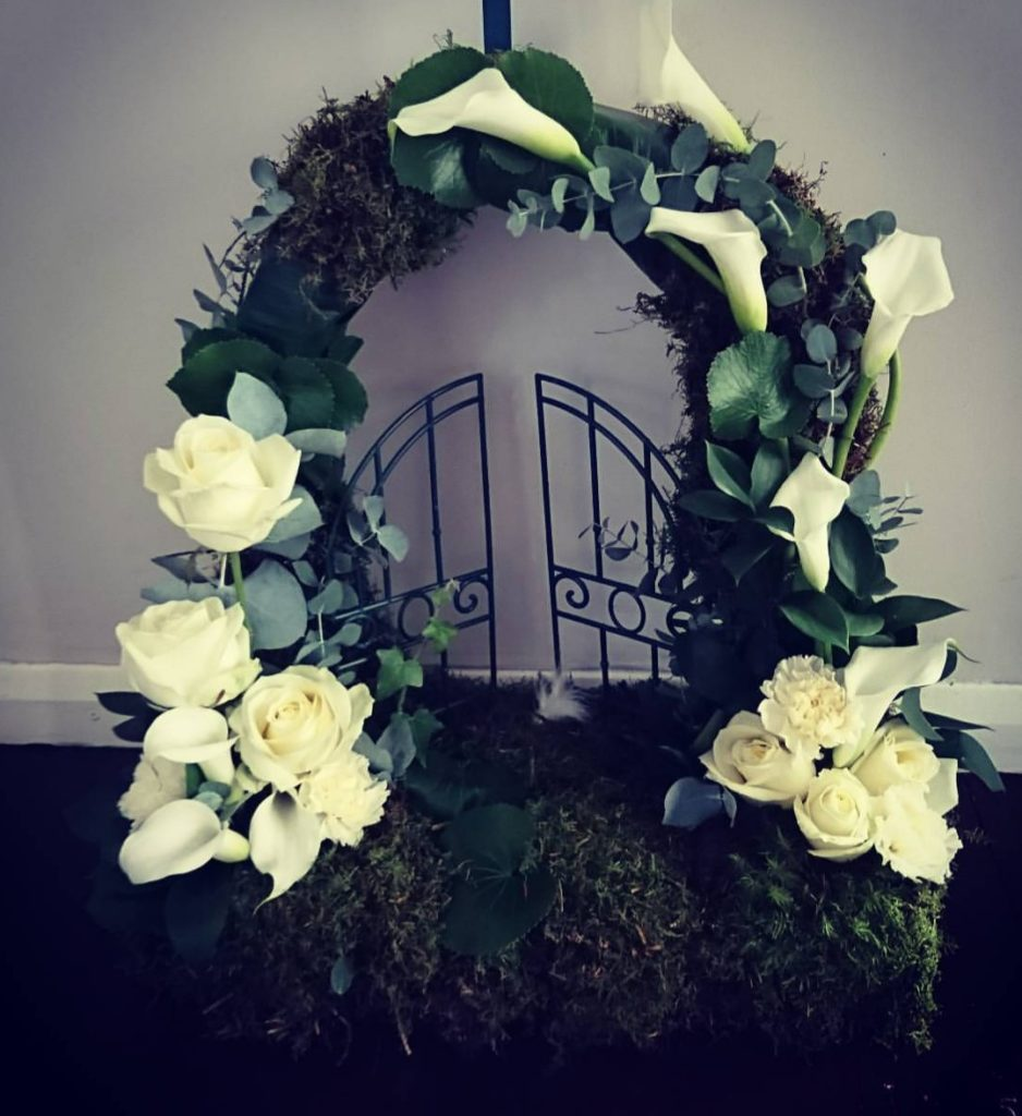 Woodland gates of heaven flowers by renee marie woodland gates of heaven 150 izmirmasajfo