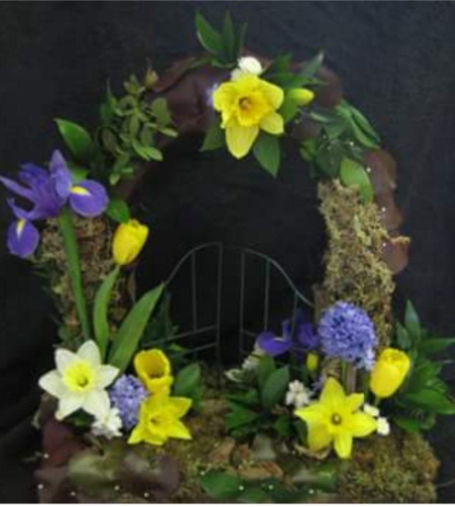 Woodland gates of heaven flowers by renee marie woodland gates of heaven 150 izmirmasajfo Choice Image